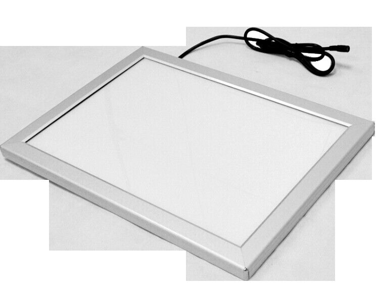 3014 / 4014 LED Snap Frame Light Box With Double - Side Painting