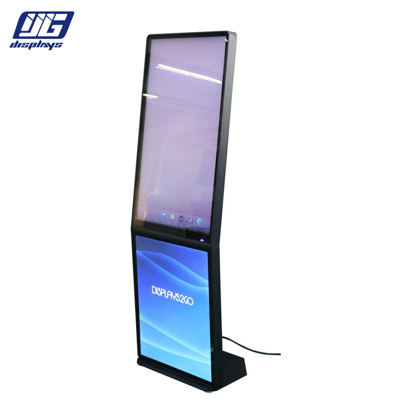 43 / 49 / 55'' Digital Advertising Display Board LCD Media Player Android Operation System